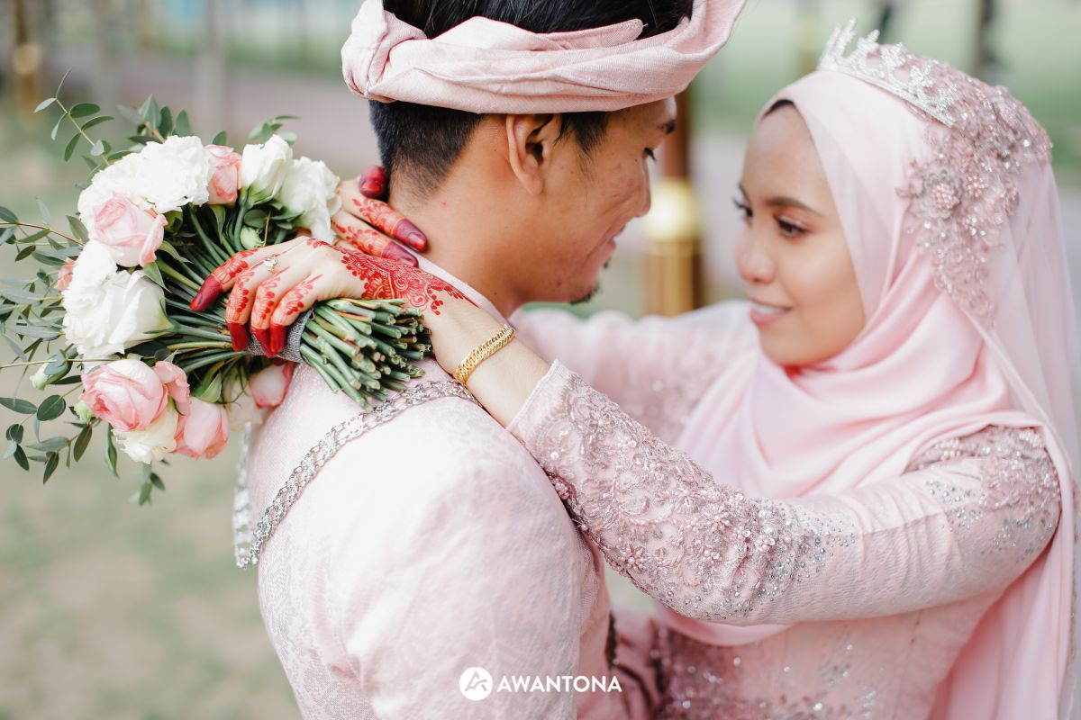 The Wedding of Ain & Hafizhat