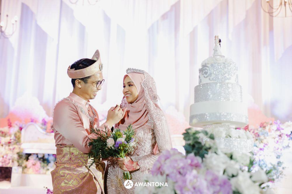 Wedding Arfah & Amirul